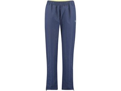 "DUNLOP Damen Tennishose ""Club Tracksuit Pant"" Blau"