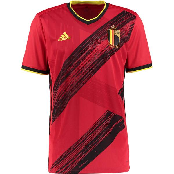 "ADIDAS Herren Fußballtrikot ""Belgium Home Jersey"""