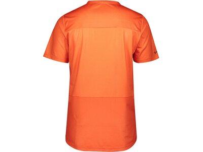 """SCOTT Herren Radtrikot """"Trail Flow Pro"""" Kurzarm Orange"""