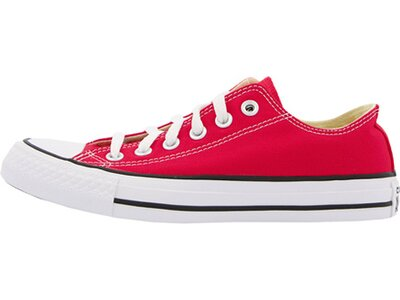 """CONVERSE Damen Sneaker """"Chuck Taylor All Star Classic Low Top"""" - Red Rot"""