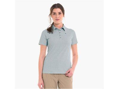 """SCHÖFFEL Damen Poloshirt """"Altenberg1"""" Weiß"""