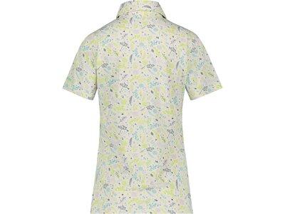 SCHÖFFEL Damen Poloshirt Kurzarm Weiß