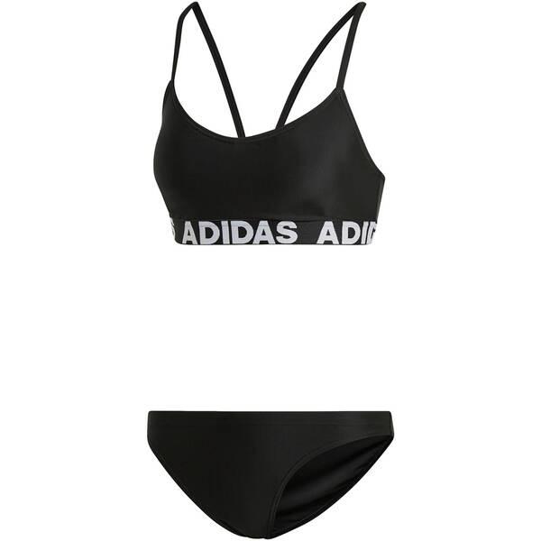 Bademode - ADIDAS Damen Bikini › Braun  - Onlineshop Intersport