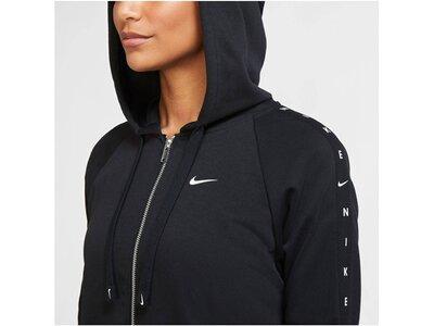 """NIKE Damen Sweatjacke """"Nike Dri-FIT Get Fit"""" Schwarz"""