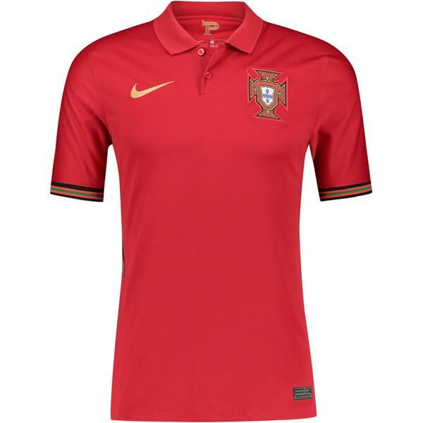 """NIKE Herren Fußballtrikot """"FPF Portugal Stadium Home"""" Kurzarm"""
