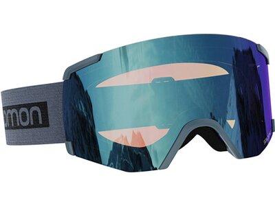 "SALOMON Skibrill ""S/View Photochromic"" Grau"