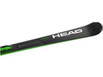 """HEAD Skier """"Supershape e-Magnum SW SF-PR+ PRD12"""" Schwarz"""