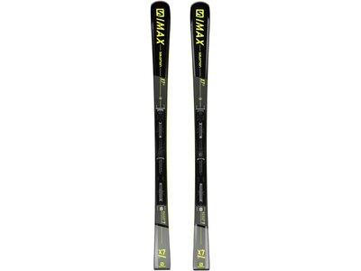 """SALOMON Skier """"S/MAX X7 Ti + M11 GW"""" Schwarz"""
