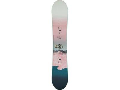 "NITRO Damen Snowboard ""Mercy"" Grau"