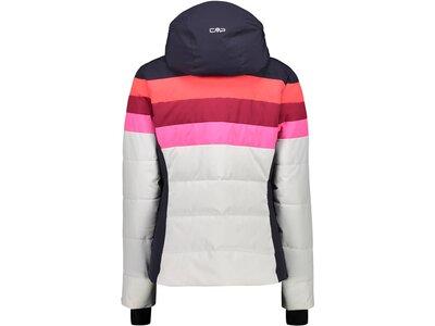 CMP Damen Skijacke mit Kapuze pink