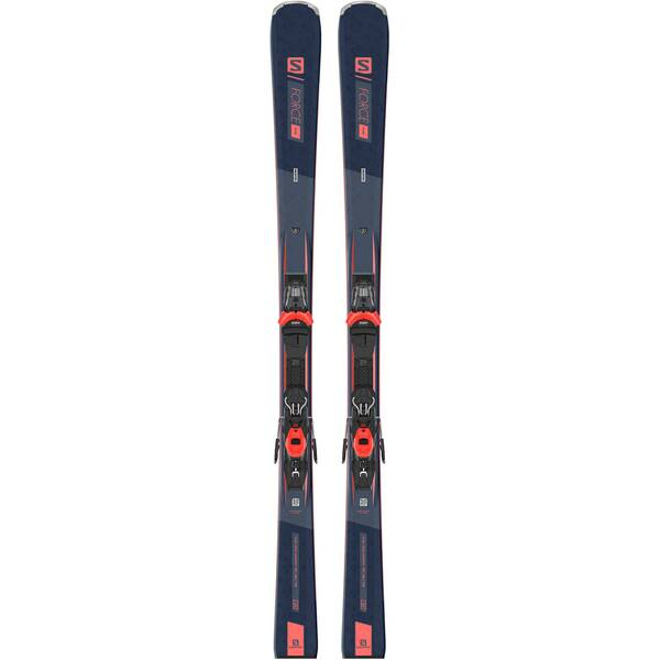 "SALOMON Damen Skier ""S/Force Fever + M11 GW L8"""