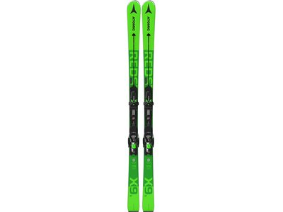 "ATOMIC Skier ""Redster X9 S"" incl. Bindung ""X 12 GW"" Grün"