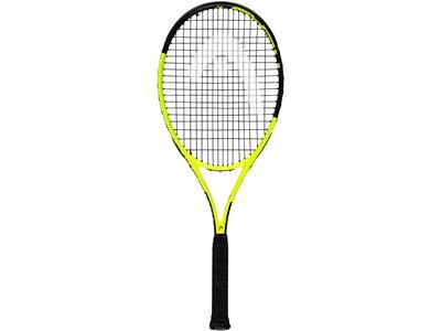 "HEAD Tennisschläger ""MX Sonic Pro"" - besaitet - 16 x 19 Grün"