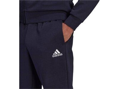 adidas Herren AEROREADY Essentials 3-Streifen Trainingsanzug Blau