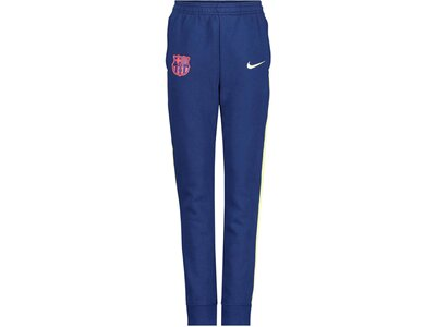 "NIKE Kinder Sporthose ""FC Barcelona"" Slim Fit Blau"
