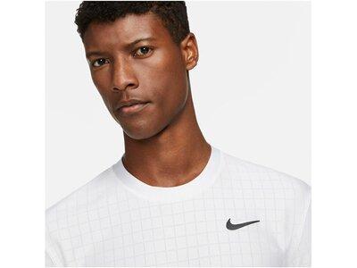 "NIKE Herren T-Shirt ""Breathe Advantage"" Weiß"