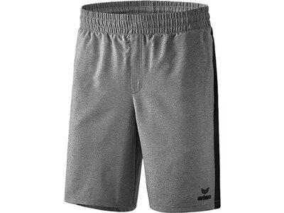 ERIMA Fußball - Teamsport Textil - Shorts Premium One 2.0 Short mit Slip Kids Grau