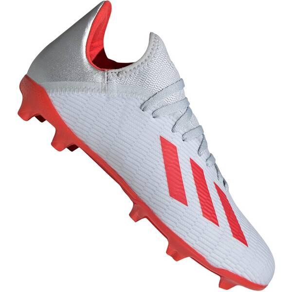 ADIDAS Fußball - Schuhe Kinder - Nocken X Uniforia 19.3 FG J Kids