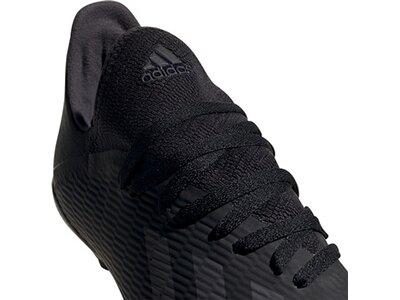 ADIDAS Fußball - Schuhe Kinder - Nocken X Uniforia 19.3 FG J Kids Grau