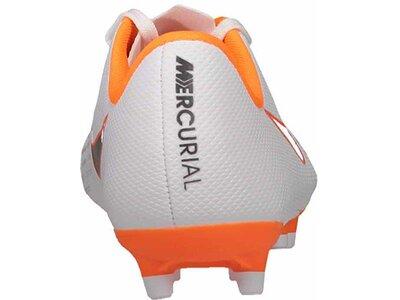 NIKE Fußball - Schuhe Kinder - Nocken Mercurial Vapor XII Euphoria Academy MG PS Kids Silber