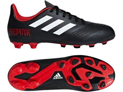 ADIDAS Fußball - Schuhe Kinder - Nocken Predator 18.4 FxG J Kids Schwarz