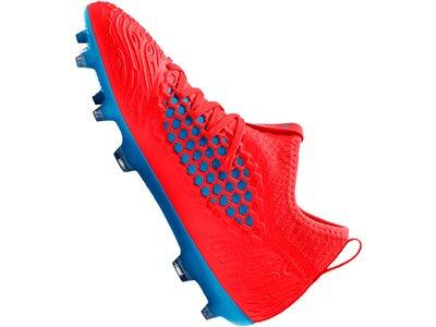 PUMA Fußball - Schuhe Kinder - Nocken FUTURE 19.3 NETFIT FG/AG Kids Blau