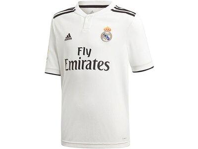 ADIDAS Replicas - Trikots - International Real Madrid Trikot Home LFP Kids 2018/2019 Grau