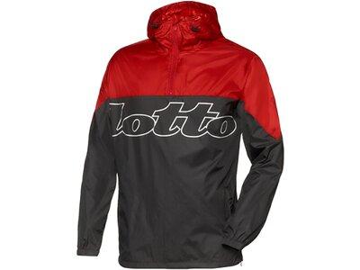 LOTTO Lifestyle - Textilien - Jacken Athletica III Woven Kapuzensweatjacke Grau