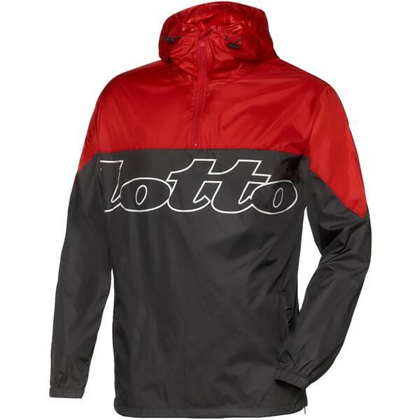LOTTO Lifestyle - Textilien - Jacken Athletica III Woven Kapuzensweatjacke