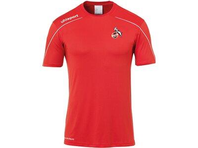 UHLSPORT Replicas - T-Shirts - National 1. FC Köln Stream 22 Trainingsshirt Rot