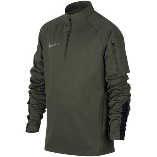 NIKE Fußball - Textilien - Sweatshirts Shield Squad Drill Zip Sweatshirt Kids