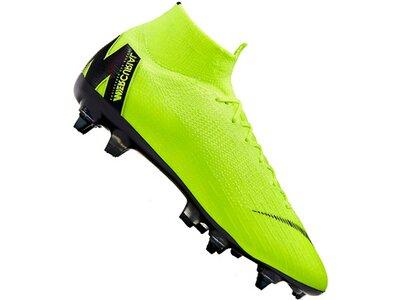 NIKE Fußball - Schuhe - Stollen Mercurial Superfly VI Elite SG-Pro AC Grün