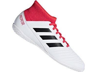 ADIDAS Fußball - Schuhe Kinder - Halle Predator Tango 18.3 IN Halle J Kids Grau