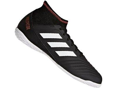 ADIDAS Fußball - Schuhe Kinder - Halle Predator Tango 18.3 IN Halle J Kids Schwarz