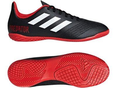 ADIDAS Fußball - Schuhe Kinder - Halle Predator Tango 18.4 IN Halle J Kids Pink