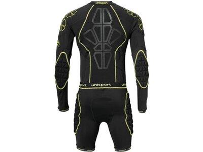 UHLSPORT Fußball - Teamsport Textil - TW-Overalls Bionikframe Bodysuit Schwarz