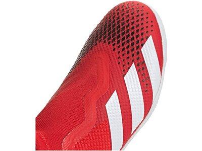 ADIDAS Fußball - Schuhe - Halle Predator Mutator 20.3 LL IN Halle Rot