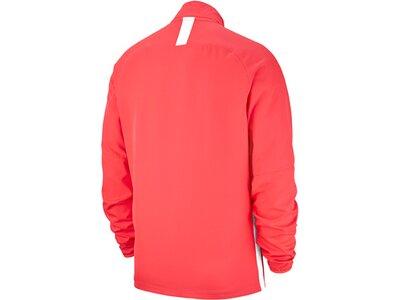 NIKE Fußball - Teamsport Textil - Jacken Academy 19 Woven Präsentationsjacke Rot
