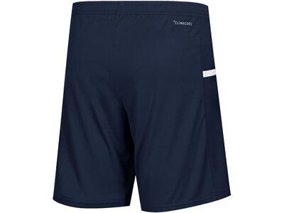 ADIDAS Fußball - Teamsport Textil - Shorts Team 19 Knitted Short Kids Blau