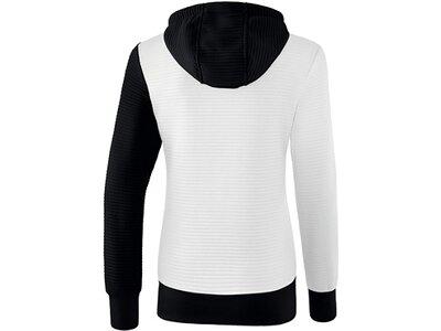 ERIMA Fußball - Teamsport Textil - Jacken 5-C Trainingsjacke m.K. Damen Weiß