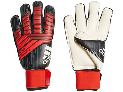 ADIDAS Equipment - Torwarthandschuhe Predator Half Negative TW-Handschuh pink