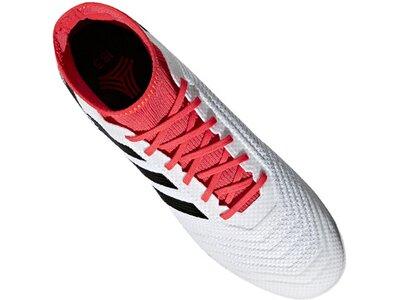 ADIDAS Fußball - Schuhe - Halle Predator Tango 18.3 IN Halle Grau