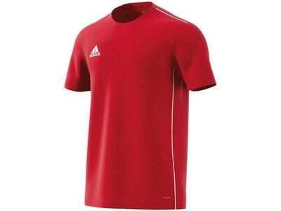adidas Herren Core 18 Trainingstrikot Rot