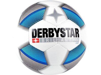DERBYSTAR Equipment - Fußbälle Brillant Light 350 Gramm Trainingsball Blau