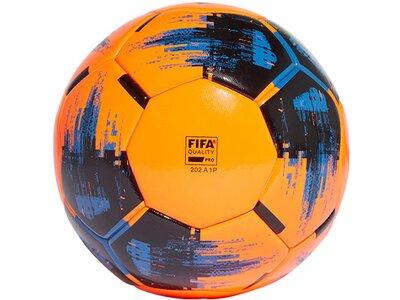 ADIDAS Equipment - Fußbälle Team Match Winter Spielball Orange