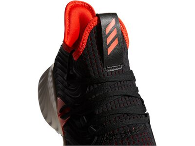 ADIDAS Running - Schuhe - Neutral Alphabounce Instinct CC Running Rot