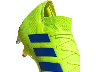 ADIDAS Fußball - Schuhe - Stollen NEMEZIZ 18.1 SG Grün
