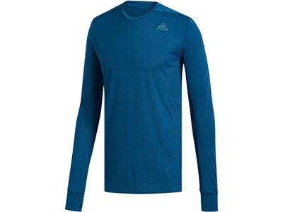 ADIDAS Running - Textil - Sweatshirts Supernova Sweatshirt Running Blau