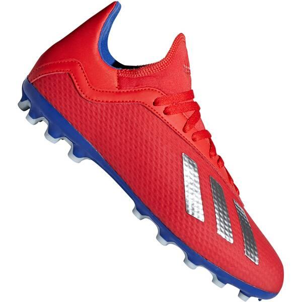 ADIDAS Fußball - Schuhe Kinder - Kunstrasen X 18.3 AG J Kids