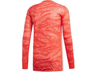 ADIDAS Fußball - Teamsport Textil - Torwarttrikots AdiPro 19 Torwarttrikot lang Kids Rot
